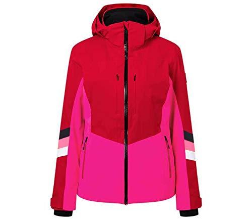 Bogner Fire + Ice Ladies Davi-T Rot, Damen Regenjacke, Größe 40 - Farbe Signal
