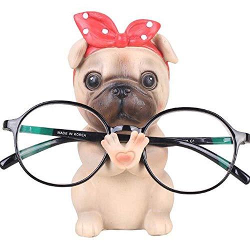 FABSELLER Soporte para Gafas de Sol con Soporte para exhibición de Gafas de Animales, para el hogar, Oficina, Escritorio, decoración, Expositor