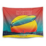 Rock Band Wall Hanging Colorful Tapestry...