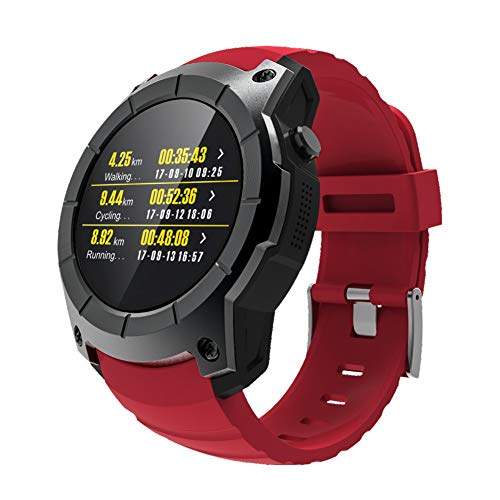 Reloj inteligente, rastreador actividad fitness impermeable