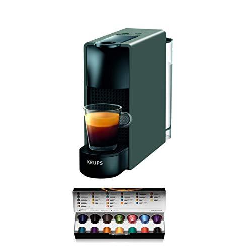 Krups Cafetière à capsules Nespresso Essenza Mini...