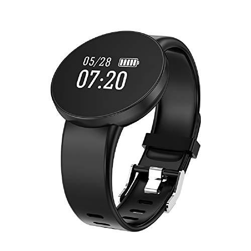 YHDQ Outdoor/Neue Damen/Smartwatches / D3 professionell wasserdicht/Schritt/Bluetooth/Schlafüberwachung/Sport Smart Armband Tisch