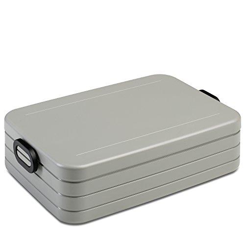 Lunchbox Take A Break Large - GREY