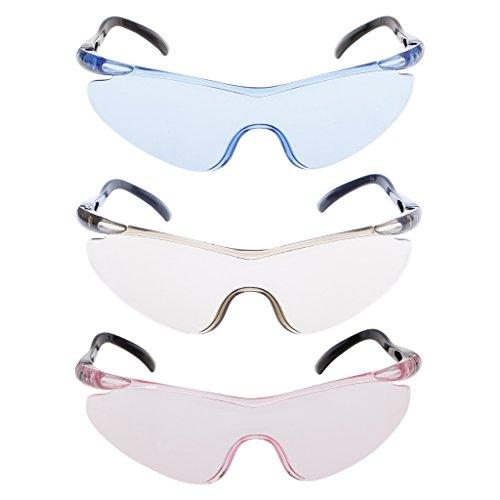 Dabixx Gafas de Gafas, 1 Pieza de Juguete de plástico Pistola Gafas para Nerf Protect Eyes Exterior niños Regalos de los niños