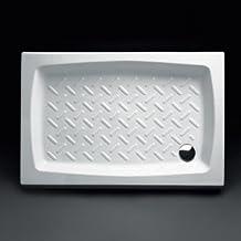 Piatto Doccia 90x80 Ceramica.Amazon It Piatto Doccia Casa E Cucina