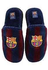 Zapatillas de estar en casa Oficial FC Barcelona