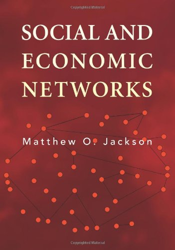 Social and Economic Networksの詳細を見る