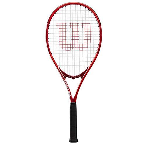 Wilson Federer Raqueta, Adultos Unisex, Red (Rojo), 4