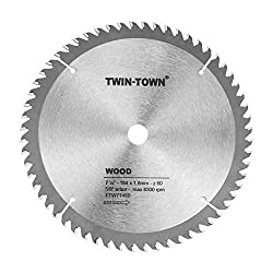 TWIN-TOWN 7-1/4-Inch Saw Blade Review