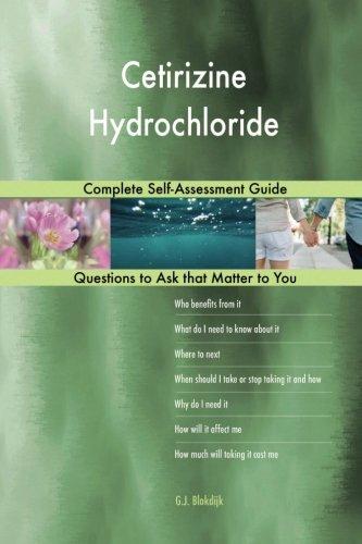 Cetirizine Hydrochloride; Complete Self-Assessment Guide