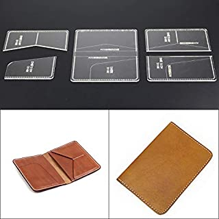 Best leather passport holder diy Reviews