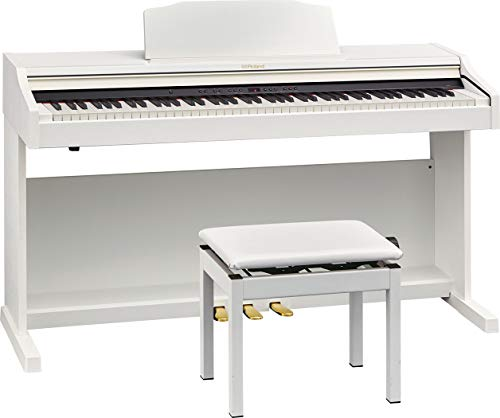 【配送/組立設置料込み】 Roland/ローランド 電子ピアノ RP501R - WHS (ホワイト)