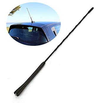 9 Roof Mast Whip Aerial Antenna for Toyota 2007-2010 Yaris Hatchback 2004-2009 Prius 2003-2008 Matrix 2003-2008 Corolla 2004-2008 Solara Convertible