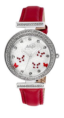 Didofà 3D Damen-Armbanduhr Analog Quarz DF-3012D