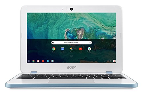 Acer Chromebook 11, 11.6' HD, Intel Celeron N3060, 4GB LPDDR3, 16GB Storage, Chrome, CB311-7H-C5ED