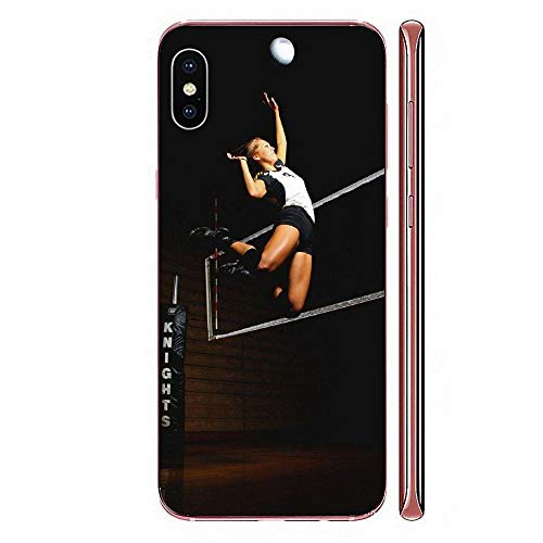 WLWW Per Huawei Mate 9 10 20 P P8 P9 P10 P20 P30 P40 Lite Pro Smart 2017 Custodia Morbida In Tpu Custodie Pallavolo Sport-For_Huawei_Mate_9_As_Picture