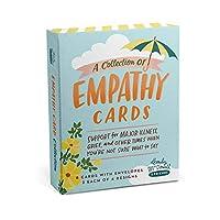 Em & Friends Empathy Cards, Box of 8 Assorted