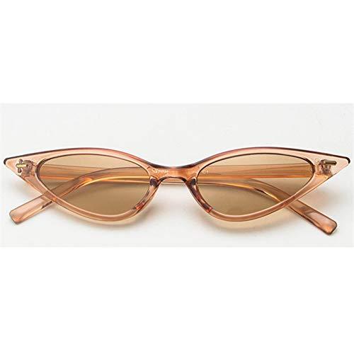 YIERJIU Gafas de Sol Gafas de Sol clásicas Mujeres Vintage Cateye Gafas...