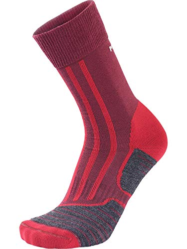 Meindl Unisex-Adult Socks, Anthracite, 42-44