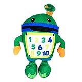 Peluche educativo del equipo Umizoomi de 8.6 pulgadas, lindo peluche de Bot Milli Geo para fanáticos del anime (Peluche MILLI)