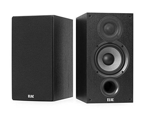 ELAC Debut 2.0 B5.2 本棚スピーカー ブラック ペア Black DB52-BK
