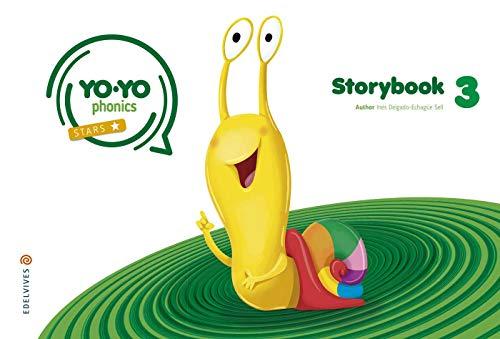 Yo-Yo Phonics -Pack Storybook 3 - 9788414002520