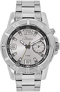 Relógio Masculino Condor Analógico Co2317Ab/3K Prata