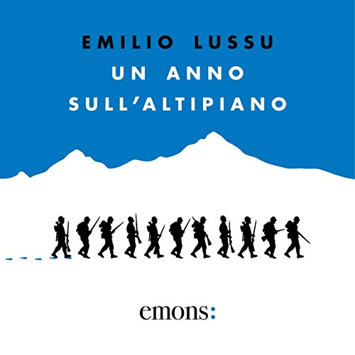 Un anno sull'altipiano audiobook cover art