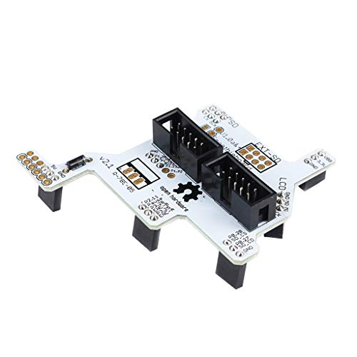 3D Printer Accessories Smoothieboard 5x v1.1 Display Adapter Board Replace