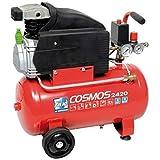 Fiac Cosmos 2420 Compresor Carrellato 24 l.