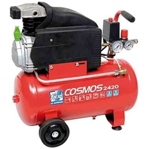 Fiac Cosmos 2420 Kompressor für Wagen, 24 l.