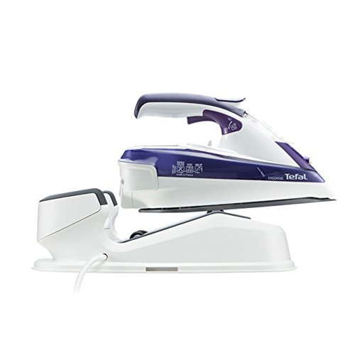 Tefal Fv9990 250ml Purple Free Move Cordless Steam Iron Homeware 220~240V