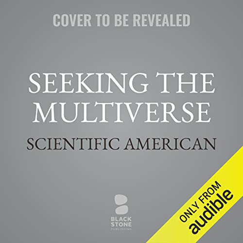 Seeking the Multiverse audiobook cover art