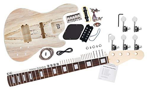 Rocktile Kit d'assemblaggio per Basso elettrico JBH5-Style