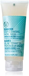 The Body Shop - Seaweed Deep Cleansing Facial Wash