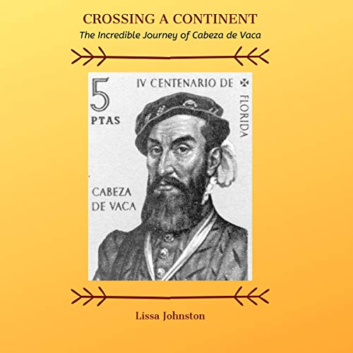 Crossing a Continent  By  cover art