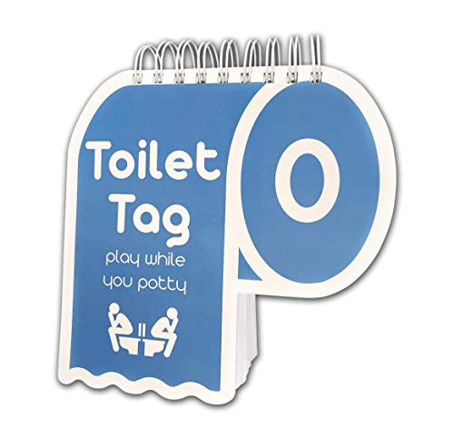 Toilet Tag - Hilarious Game For Adults Who Share The Same Potty