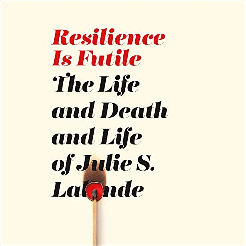 Resilience Is Futile cover art