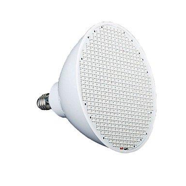 30W E27 LED Aufzuchtlampen 500 SMD 3528 3000-3600 lm Rot Blau V 5 Stück , Weiß