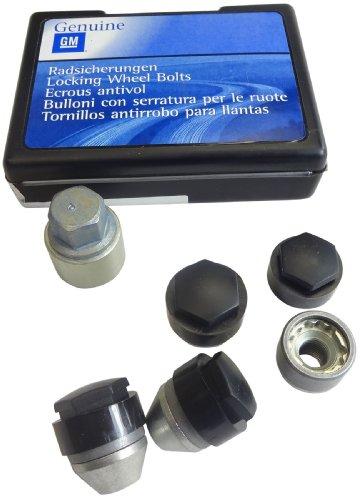Radmuttern und Abdeckungen von Opel-13331034
