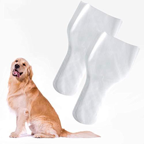 100 Stück Hunde Samen Sperma Sammlung Zapfen, Einweg Hunde künstliche Befruchtung Kegel Hund Sperma Sammlung Tasche