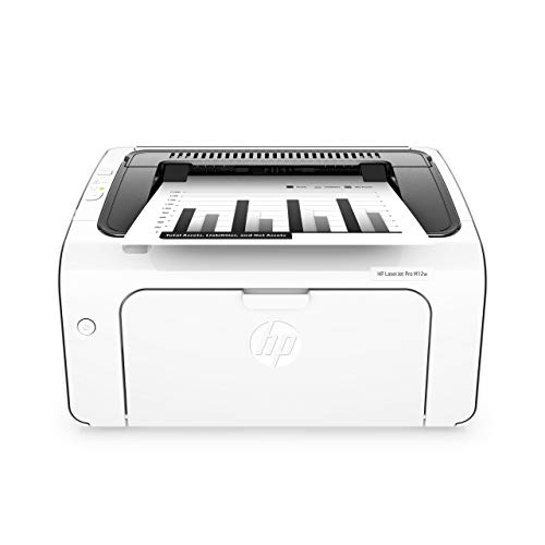 Great Features Of HP Laserjet Pro M12w Wireless Laser Printer, Amazon Dash Replenishment Ready (T0L4...