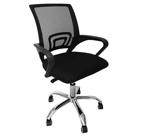 KMH®, Bürostuhl Schreibtischstuhl Chefsessel (Mesh-Gewebe / 100% Polyester) (#202039)