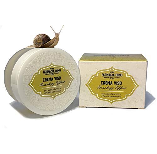 PREZZO LANCIO Crema Viso, Bava di Lumaca, Acido Ialuronico, Bio, 50ml Made In Italy