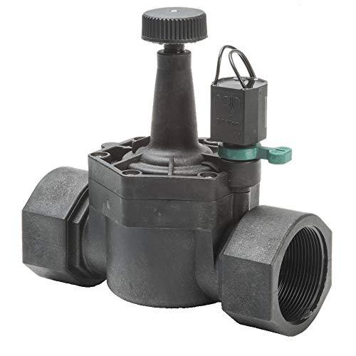 "Electroválvula Rain RN 160 Plus 24V 1 1 4"" con regulador de caudal"