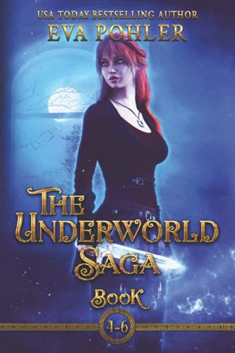 The Underworld Saga, Books 4-6: A Greek Mythology Romance (The Gatekeeper's Saga Collection)