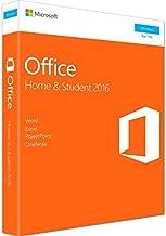 مايكروسوفت اوفيس هوم اند ستيودنت اصدار 2016 للحاسوب المكتبي - 79G-04604
