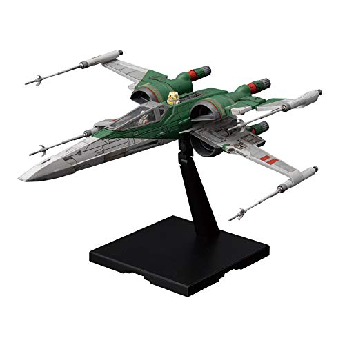 BANDAI Star Wars X-Wing Fighter The Rise of Skywalker 1/72 Model Kit