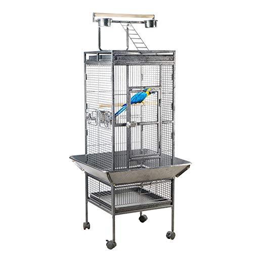 IKAYAA -   Metall Vogelvoliere