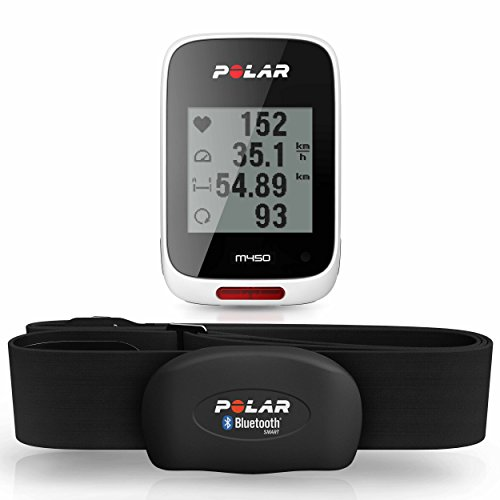Why Should You Buy Polar (pora-ru) M450 HR White (GPS Built-in Heart Rate Sensor) [Japanese with su...